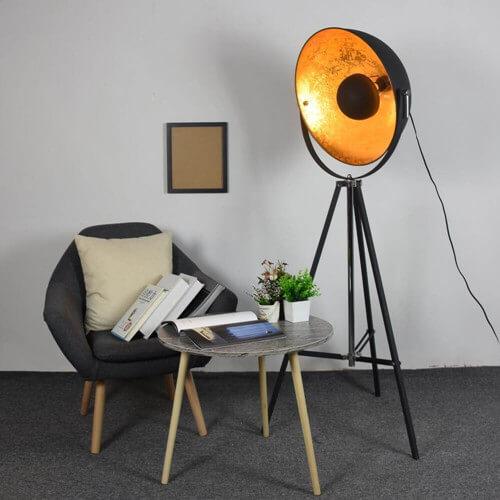 floor lamp industrial europe design retro tripod lamp