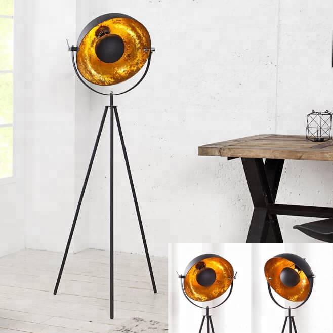 tripod floor lamp Stehlampe