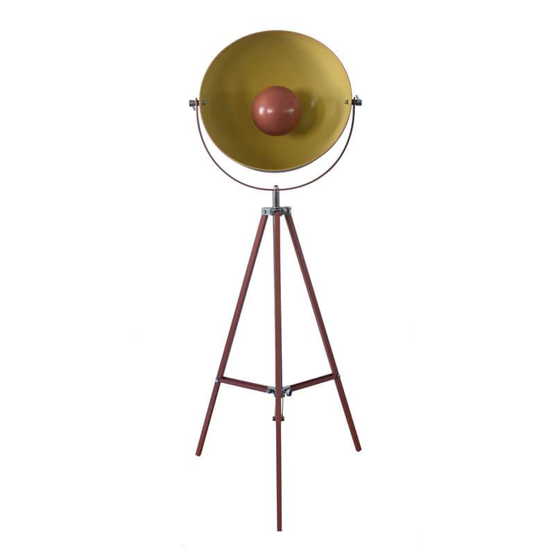 floor lamp industrial home decorating Satellite tripod floor lamp