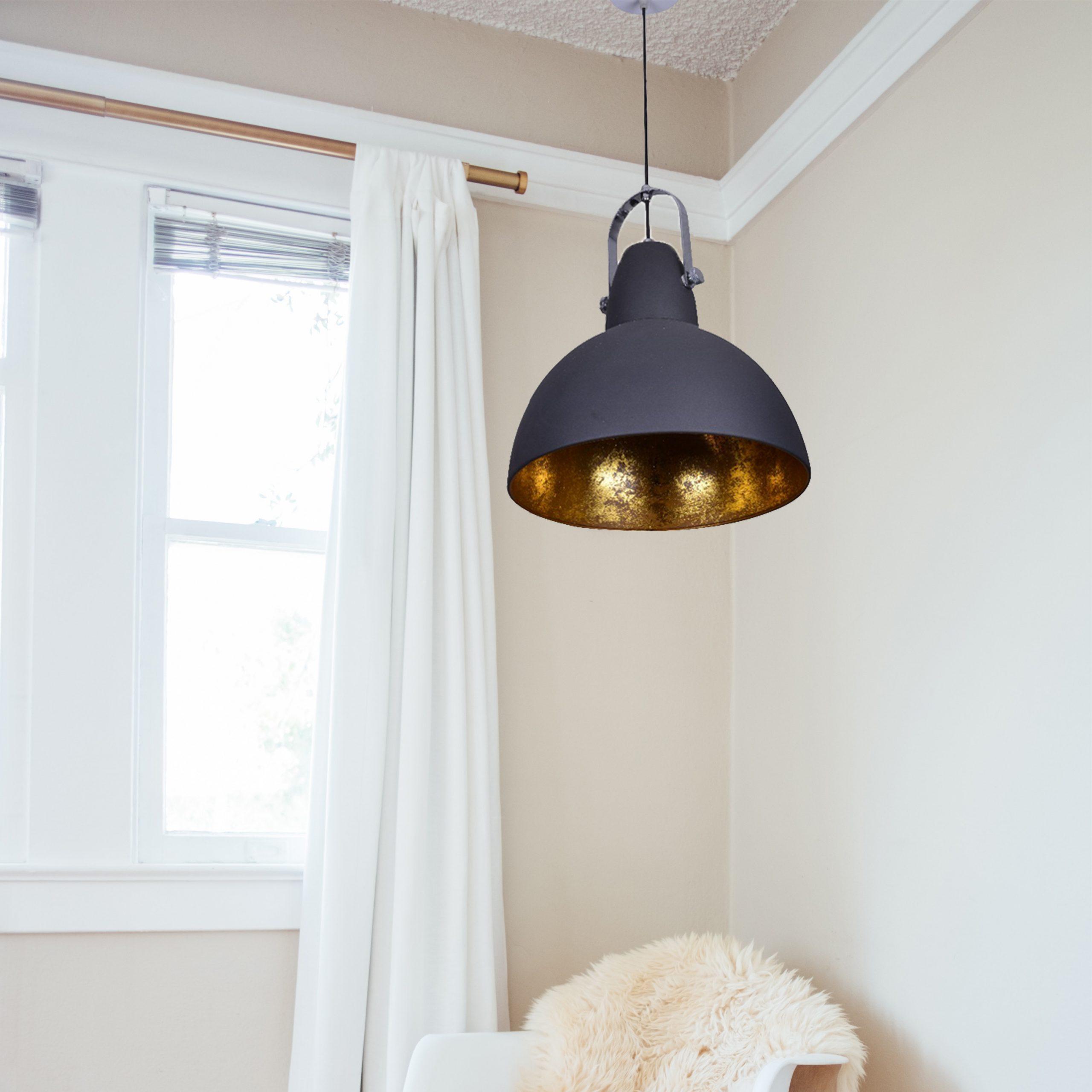 Vintage industrial pendant lamp