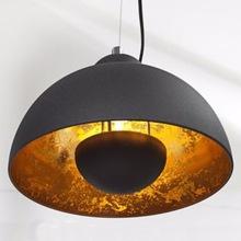 HOLLYWOOD VINTAGE Pendant Light Satellite Black & Gold / White & Silver