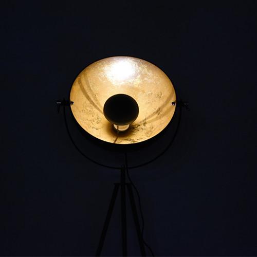GOLD SHADE floor lamp RT-150106F