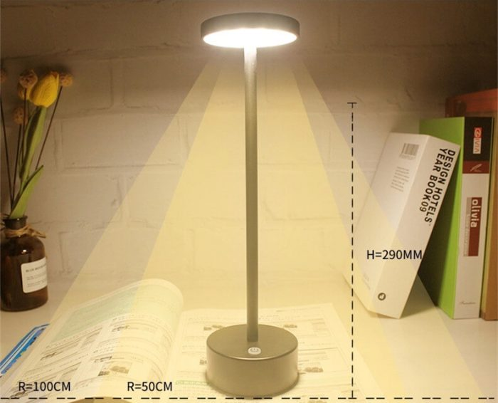 cordless lamps battery operated led lamp