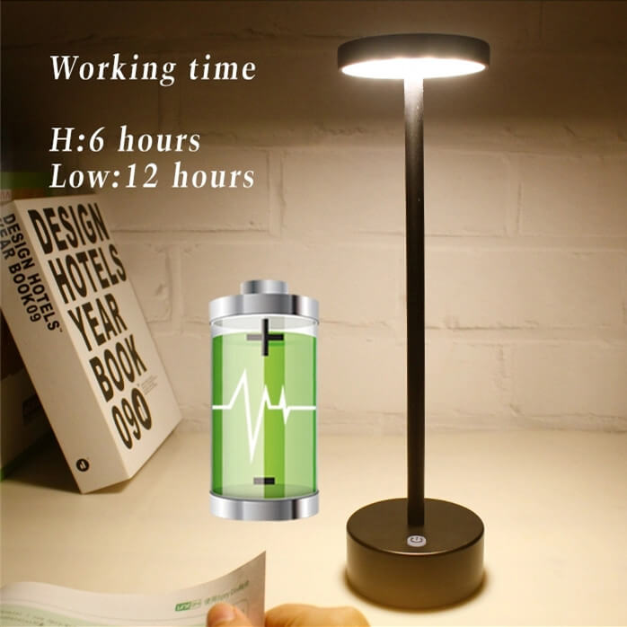 cordless lamps battery operated led light