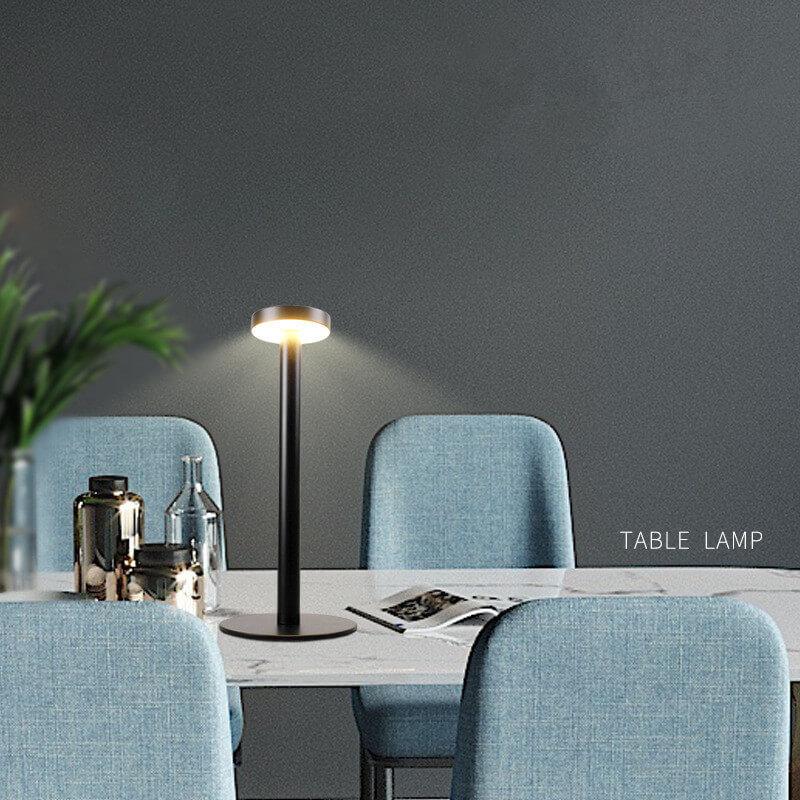coreless hotel lamps dinner light