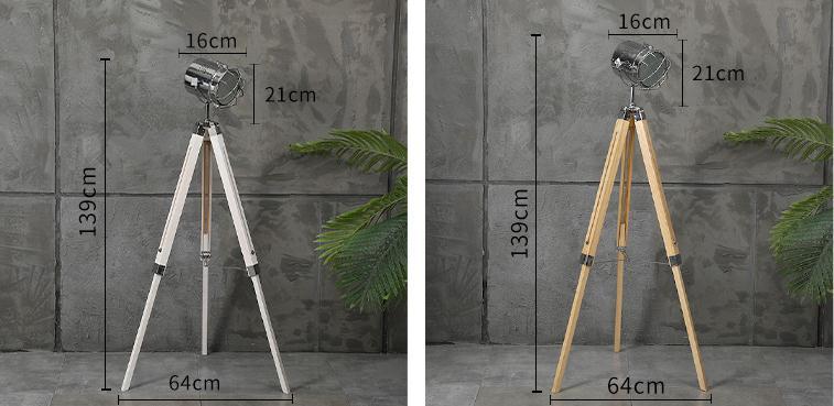 floor lamp adjustable sizes