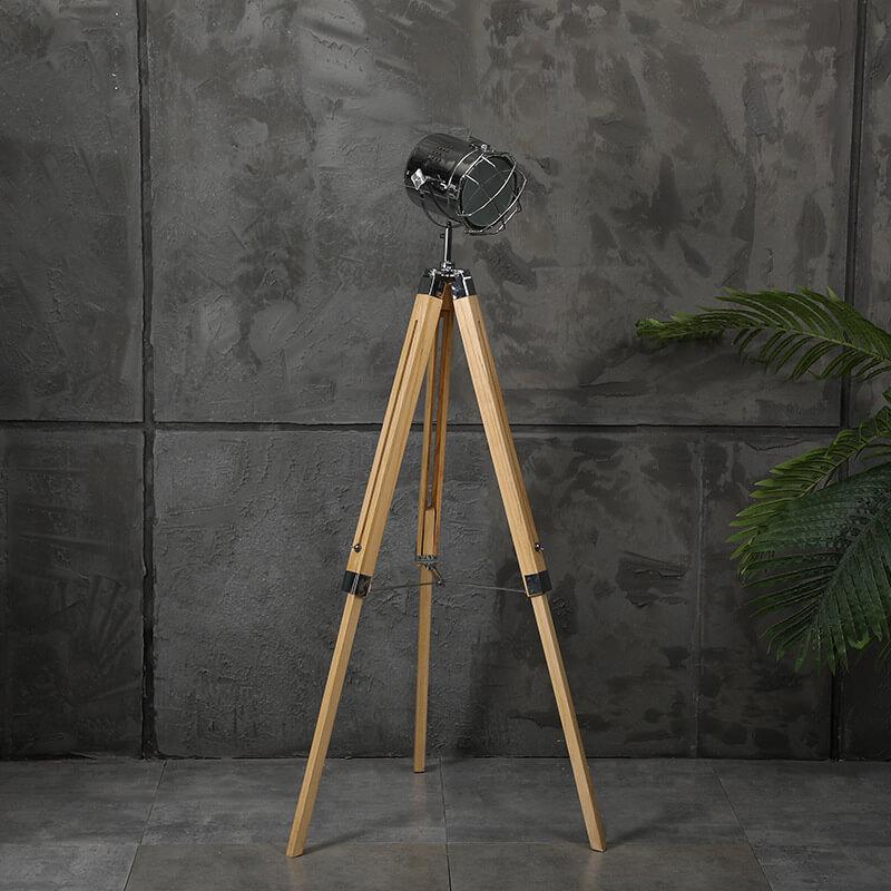 floor lamp adjustable