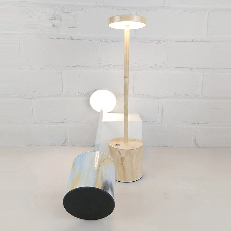 marble Cordless lamps for tables