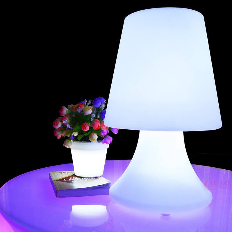 outdoor small table lamp