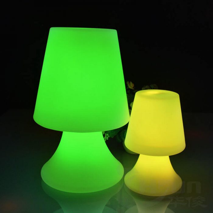 small table lamp rgb