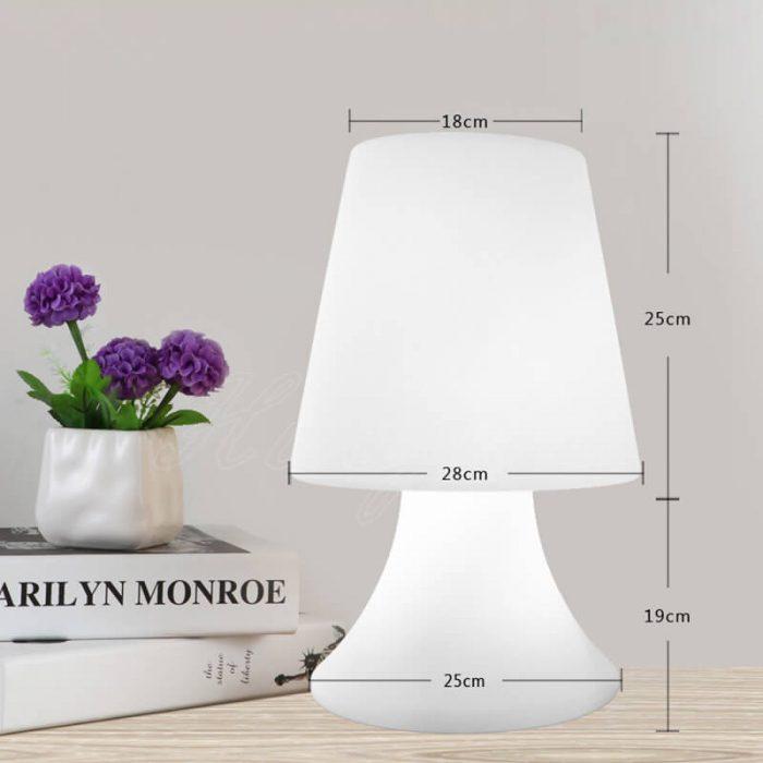 small table lamp waterproof