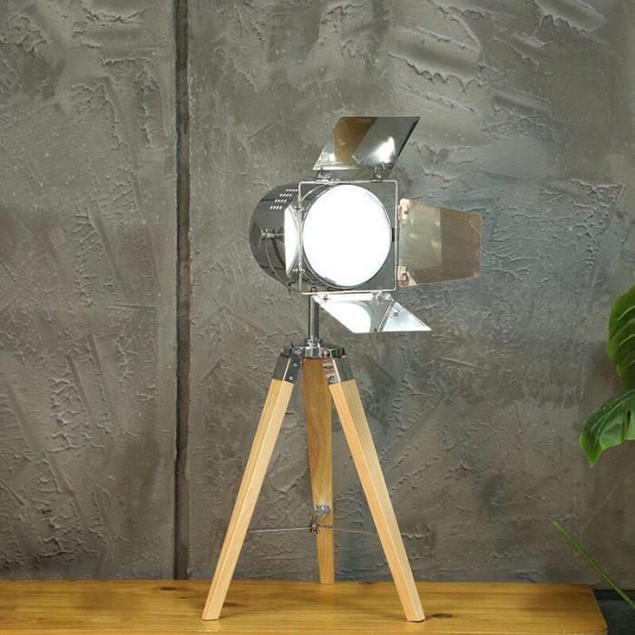 table lamp bedroom camera studio tripod desk light
