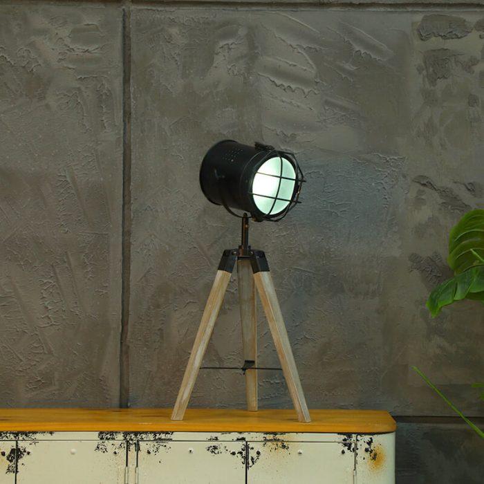 table lamp industrial vintage studio desk light
