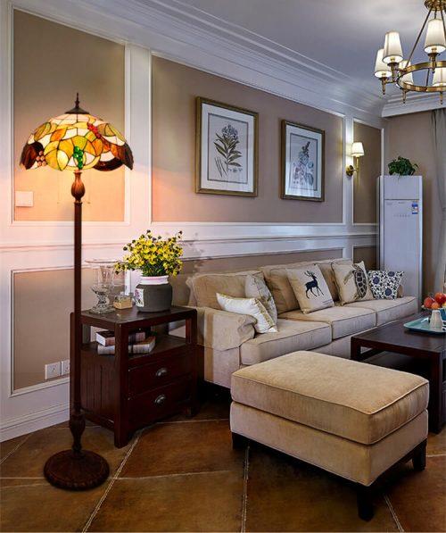 tiffany floor lamp for living room