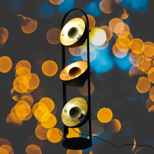 vintage hollywood stage lighting decoration