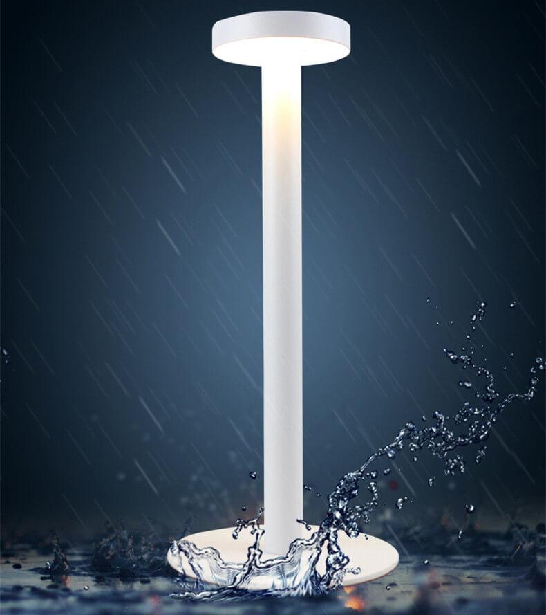 waterproof coreless hotel lamps