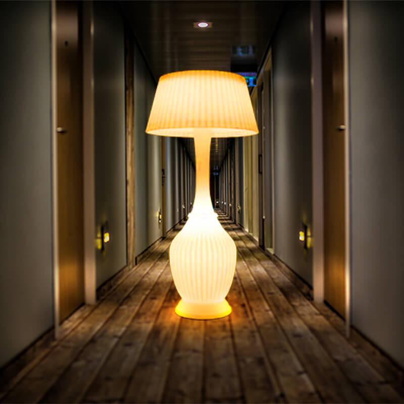 wireless floor lamp